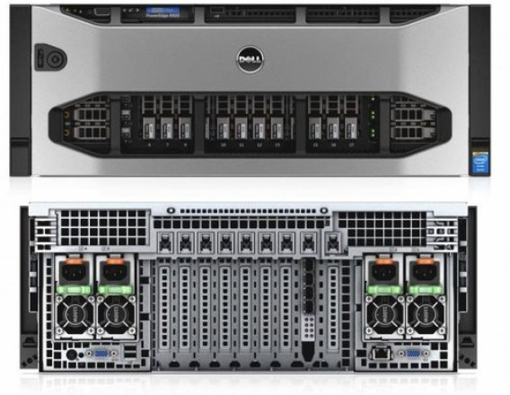 Blade, Storage & Network Dell PowerEdge R920<br> 1 dell_poweredge_r920
